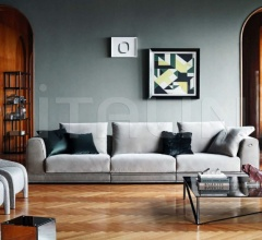 Модульный диван Tudor фабрика Fendi Casa