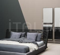 Итальянские кровати - Кровать METROPOLIS фабрика Baxter