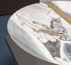 Итальянские столы обеденные - Стол обеденный SELENE фабрика Baxter