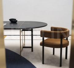 Итальянские стулья, табуреты - Стул T CHAIR фабрика Baxter