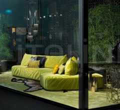 Модульный диван Baltimora фабрика Roberto Cavalli