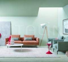 Модульный диван 1333 Flamingo фабрика Zanotta