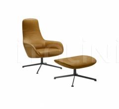 Кресло 896 Kent фабрика Zanotta