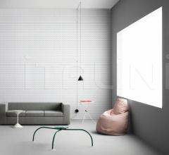 Трехместный диван 1150 Throw-Away фабрика Zanotta