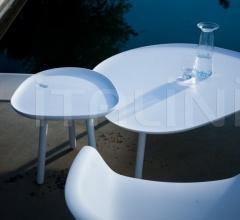 Кофейный столик 654 Ninfea фабрика Zanotta