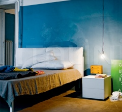 Кровать 1707 Nyx фабрика Zanotta