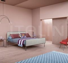 Кровать 1715 Hotelroyal фабрика Zanotta