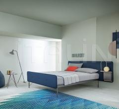 Кровать 1716 Hotelroyal фабрика Zanotta