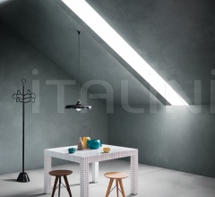 Табурет 2285 Ivo фабрика Zanotta