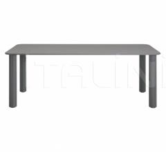 Стол обеденный 2530 Marcuso фабрика Zanotta