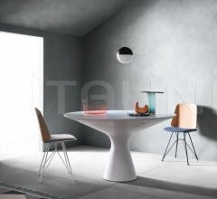 Стол обеденный 2577 Blanco фабрика Zanotta