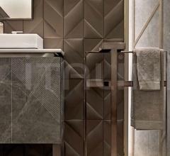 Итальянские аксессуары для ванной - Полотенцедержатель Harmony фабрика IPE Cavalli (Visionnaire)