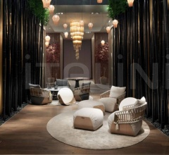 Кофейный столик Oberto фабрика IPE Cavalli (Visionnaire)