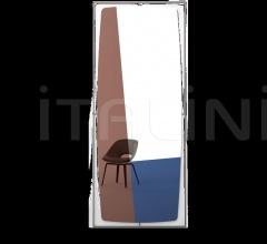 Настенное зеркало Milo фабрика IPE Cavalli (Visionnaire)