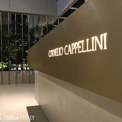 Cornelio Cappellini: Salone del Mobile в Москве - Итальянская мебель