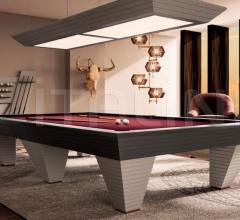 Итальянские игровая комната - Бильярдный стол AMERICAN POOL TABLE фабрика Vismara Design