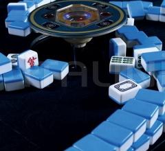 Итальянские бильярдные, игровые столы - Игровой стол MAHJONG TABLE фабрика Vismara Design