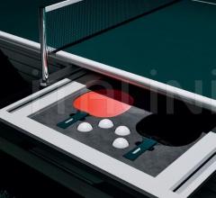 Итальянские бильярдные, игровые столы - Игровой стол TENNIS TABLE фабрика Vismara Design