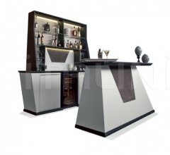Итальянские бильярдные, игровые столы - Бар HOME BAR фабрика Vismara Design