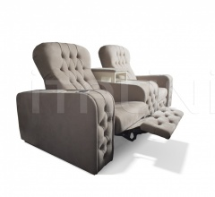 Кресло CHEST фабрика Vismara Design