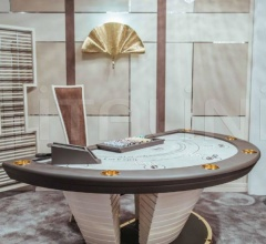 Игровой стол BLACKJACK TABLE фабрика Vismara Design