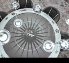 Игровой стол ROUND POKER TABLE фабрика Vismara Design