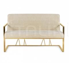 Двухместный диван Orione фабрика Zanaboni