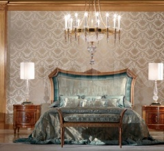 Кровать HERMES фабрика Zanaboni