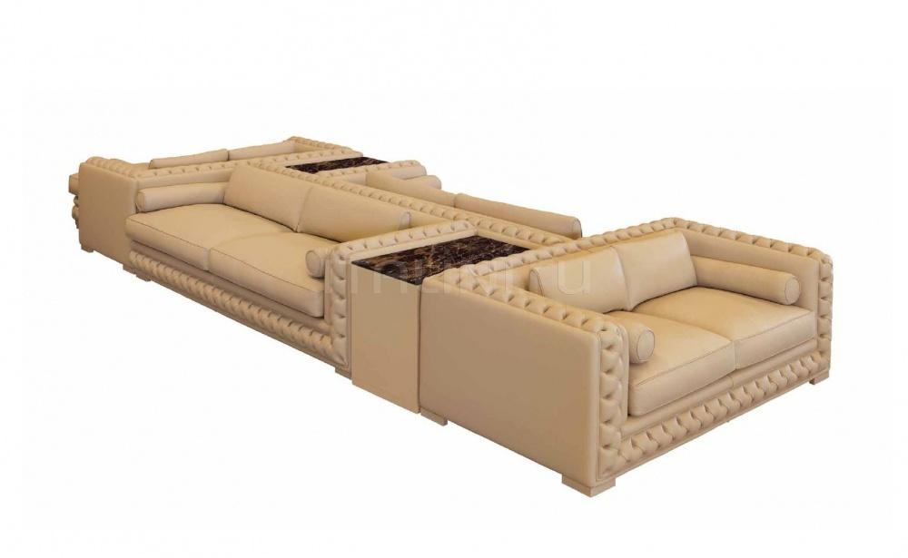 Модульный диван Atlantique Zanaboni