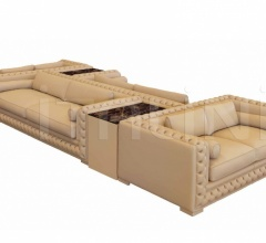 Модульный диван Atlantique фабрика Zanaboni
