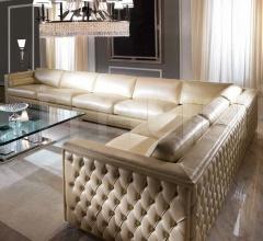 Модульный диван MILANO фабрика Zanaboni
