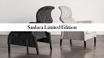 Poltrona Frau: знаковые кресла Sanluca Limited Edition 2018