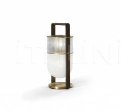 Настольная лампа Xi фабрика Poltrona Frau