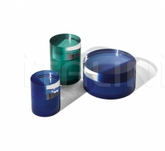 Итальянские аксессуары для интерьера - Коробка для хранения Gli Oggetti Plexi Case фабрика Poltrona Frau