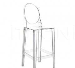 Итальянские барные стулья - Барный стул One More фабрика Kartell