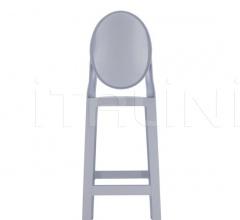 Итальянские рестораны/бары - Барный стул One More фабрика Kartell