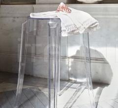 Итальянские стулья - Табурет Charles Ghost фабрика Kartell