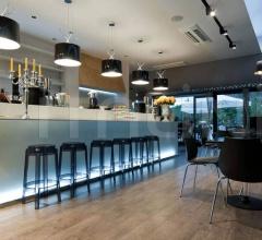 Итальянские рестораны/бары - Барный табурет Charles Ghost фабрика Kartell
