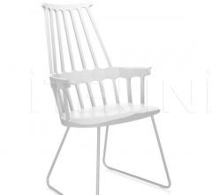 Итальянские стулья, табуреты - Стул Comback фабрика Kartell