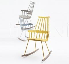 Кресло-качалка Comback фабрика Kartell