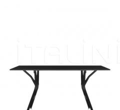 Итальянские столы обеденные - Стол обеденный Spoon Table фабрика Kartell