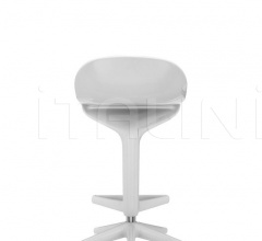 Итальянские барные стулья - Барный стул Spoon фабрика Kartell