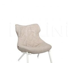 Кресло Foliage Velvet фабрика Kartell