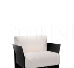 Итальянские уличные кресла - Кресло Pop Outdoor фабрика Kartell