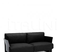 Итальянские уличная мебель - Двухместный диван Pop Outdoor фабрика Kartell
