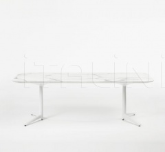 Итальянские уличная мебель - Стол обеденный Multiplo XL фабрика Kartell