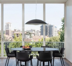 Итальянские столы - Стол обеденный Multiplo XL фабрика Kartell