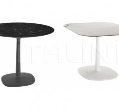 Итальянские уличная мебель - Стол обеденный Multiplo фабрика Kartell
