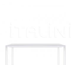 Итальянские столы обеденные - Стол обеденный Zooom фабрика Kartell