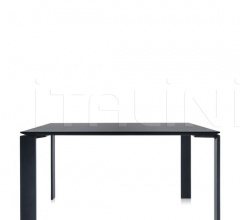 Итальянские столы обеденные - Стол обеденный Four фабрика Kartell